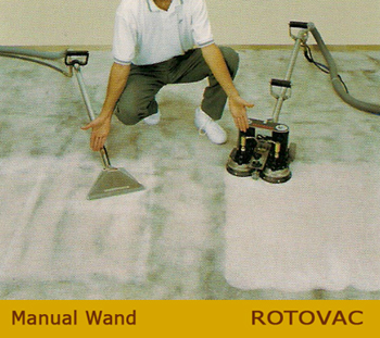 Manual Wand vs Rotovac